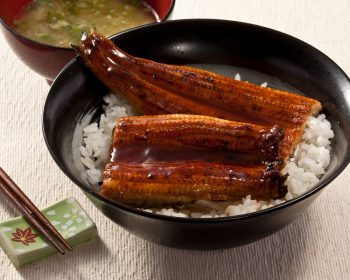 Lươn nướng Nhật Bản